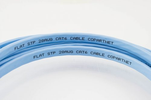 CAT6 Cable - SuperFlat Shielded STP
